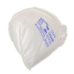 MASCARA PFF2 SEM VALV BRANCA – AIR SAFETY CA44456